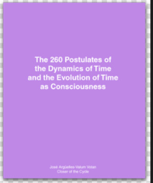 260 Postulates of the Dynamics of Time and the Evolution of Time as Consciousness, The