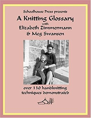 knitting glossary (DVD), A