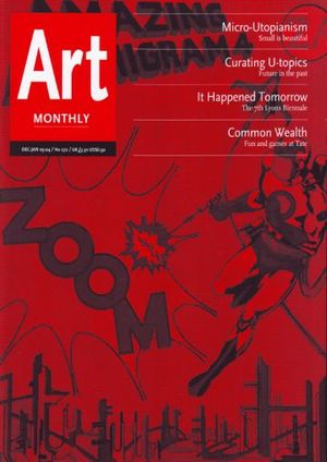 Art Monthly 272: Dec-Jan 03-04
