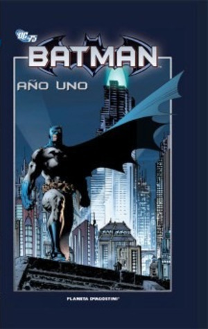Batman: Año Uno (Year One - The Man Who Laughs - Monster Men #1)
