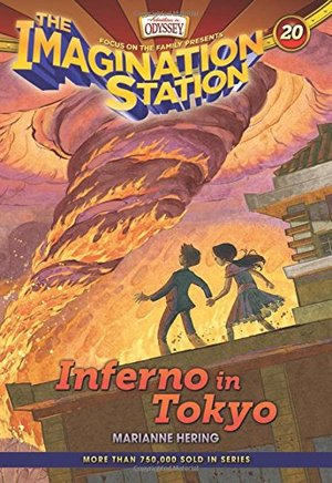 Inferno in Tokyo (AIO Imagination Station Books)