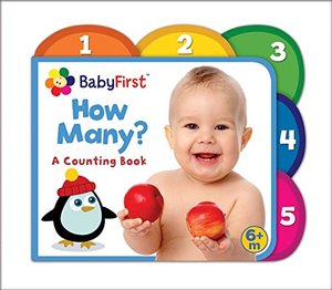 BabyFirst: How Many?: A Counting Book