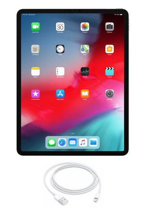 iPad Tablet and Cable Bundle