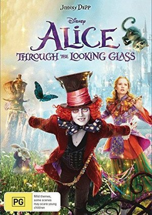 #2 Alice Through the Looking Glass