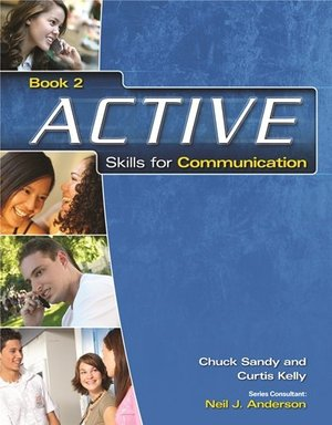 ACTIVE Skills for Communication 2: Student Text/Student Audio CD Pkg.