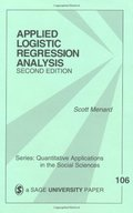 Applied Logistic Regression Analysis (Quantitative Applications in the Social Sciences)