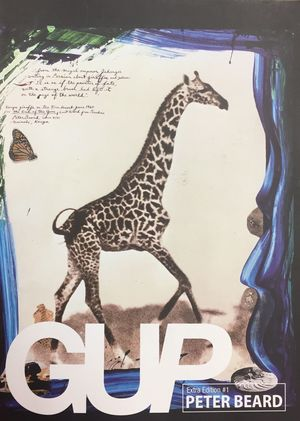 GUP Extra Edition #1: PETER BEARD