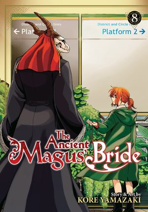 Ancient Magus' Bride Vol. 8, The