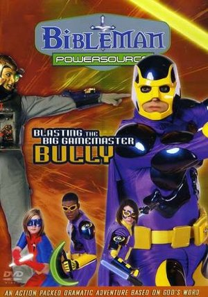 Bibleman - Powersource - Blasting the Big Gamemaster Bully