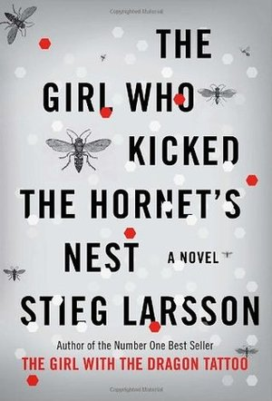Girl Who Kicked the Hornet's Nest (Millennium Trilogy), The
