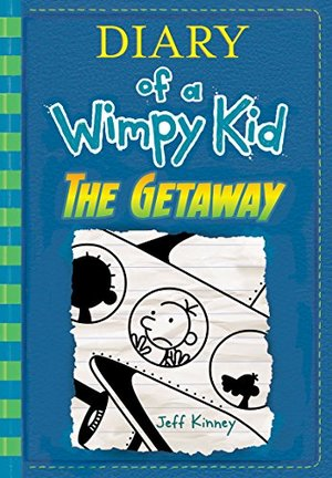 Getaway (Diary of a Wimpy Kid Book 12), The