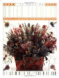 Book of Dried Flowers : A Complete Guide to Growing, Drying, and Arranging, The