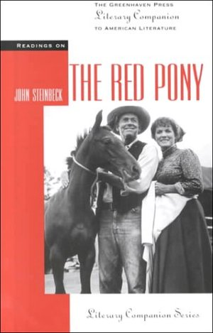 Readings on the Red Pony (Literary Companion (Greenhaven Hardcover))