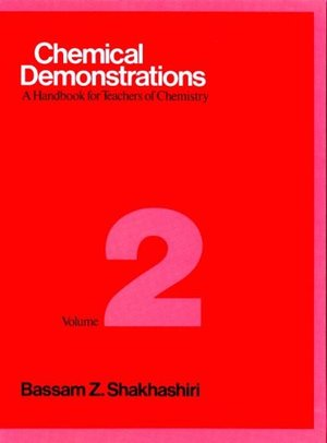 Chemical Demonstrations: Volume 2: A Handbook for Teachers of Chemistry