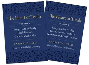 Heart of Torah: Essays on the Weekly Torah Portion, The