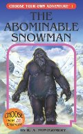 Abominable Snowman (Choose Your Own Adventure #1), The