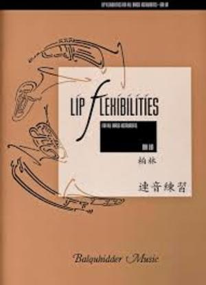 LIN, B.: Lip Flexibilities