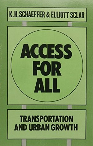 Access for All: Transportation and Urban Growth