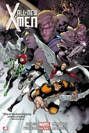 All-New X-Men: Deluxe Edition, Book 3