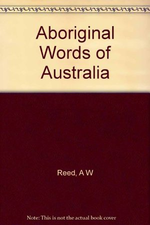 Aboriginal Words of Australia