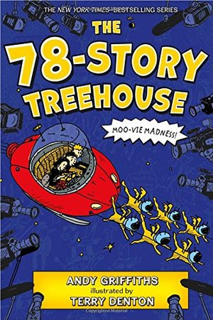 78-Story Treehouse (The Treehouse Books), The