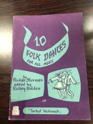 10 Folk Dances for all ages