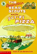 Berenstain Bear Scouts and the Sci-fi Pizza, The