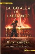 Batalla del Laberinto = The Battle of the Labyrinth (Percy Jackson & the Olympians) (Spanish Edition)