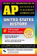 Best Test Preparation for the AP United States History Test Preparations), The
