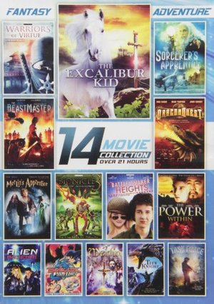 14-Film Fantasy Adventure Collection