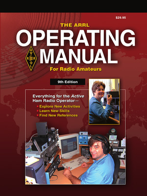 ARRL Operating Manual For Radio Amateurs, The