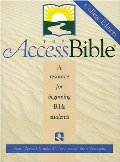 Access Bible: New Revised Standard Version with Apocrypha- A Resource for Beginning Bible Students, The