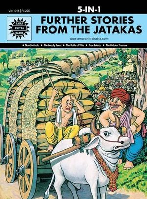 Further Stories From The Jatakas (1015)