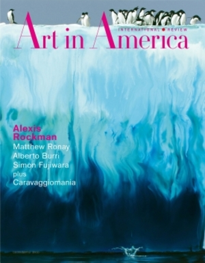 Art In America Magazine (December 2010) INTERNATIONAL REVIEW #11, Alexis Rockman