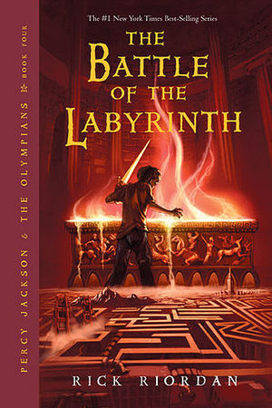 Battle of the Labyrinth (Percy Jackson and the Olympians, Book 4), The