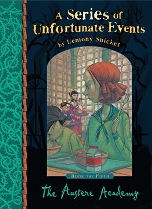 Austere Academy (A Series of Unfortunate Events), The