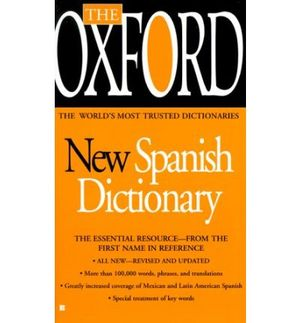 Spanish Dictionary, Oxford