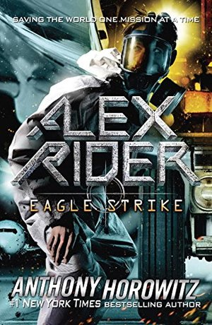 Eagle Strike (Alex Rider #4)