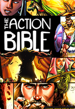 Action Bible: God's Redemptive Story (Picture Bible), The