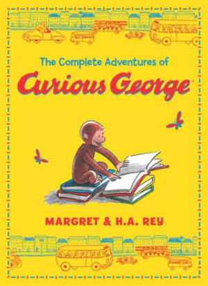 Complete Adventures of Curious George, The