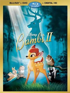 Bambi II (Blu-ray + DVD + Digital HD)