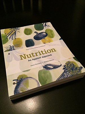 Nutrition An Applied Approach Third Custom UNLV Edition for NUTR121