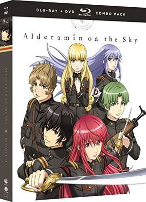 Alderamin on the Sky: The Complete Series (Blu-ray/DVD Combo)