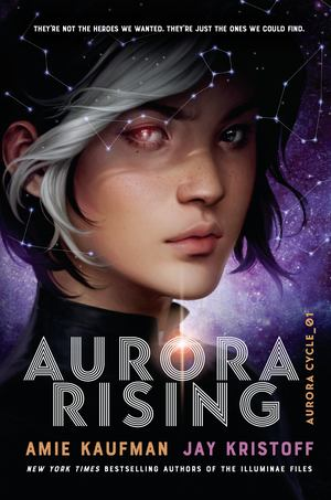 Aurora Rising (The Aurora Cycle #1)