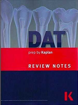 Kaplan DAT prep Review Notes 2018 with DAT Lesson Book, Flashcards, and noteboard (completely brand new, unused)