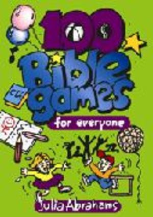 100 Bible Games for Everyone