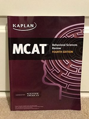 MCAT Behavioral Sciences Review: Fourth Edition