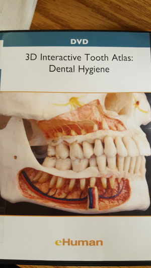 3D Interactive Tooth Atlas: Dental Hygiene