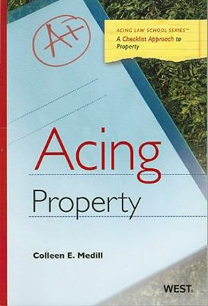Acing: Property Professor Review Copy