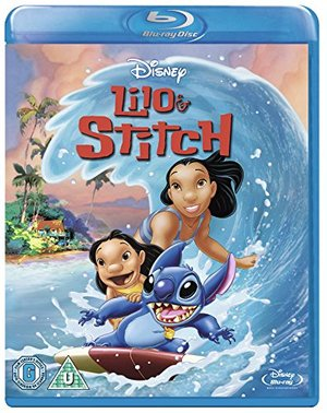 Lilo & Stitch (Blu-Ray) (Import Movie) (European Format - Zone B2)